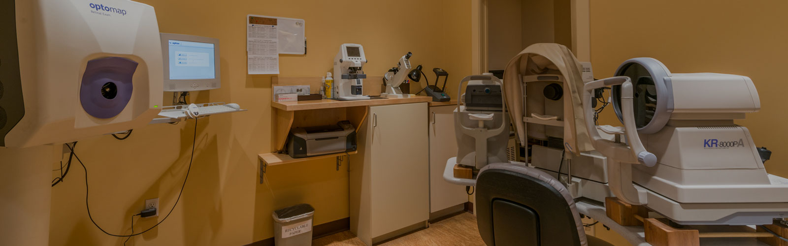 Kamloops Vision Family Clinic in Kamloops, BC