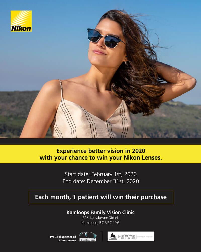 Win Your Nicon Lenses
