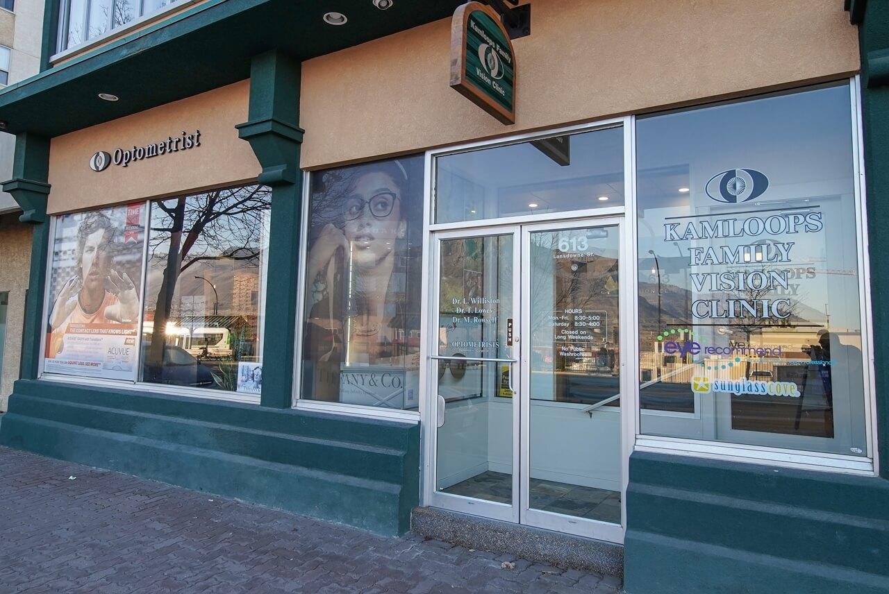 Kamloops Vision Family Clinic in Kamloops, BC