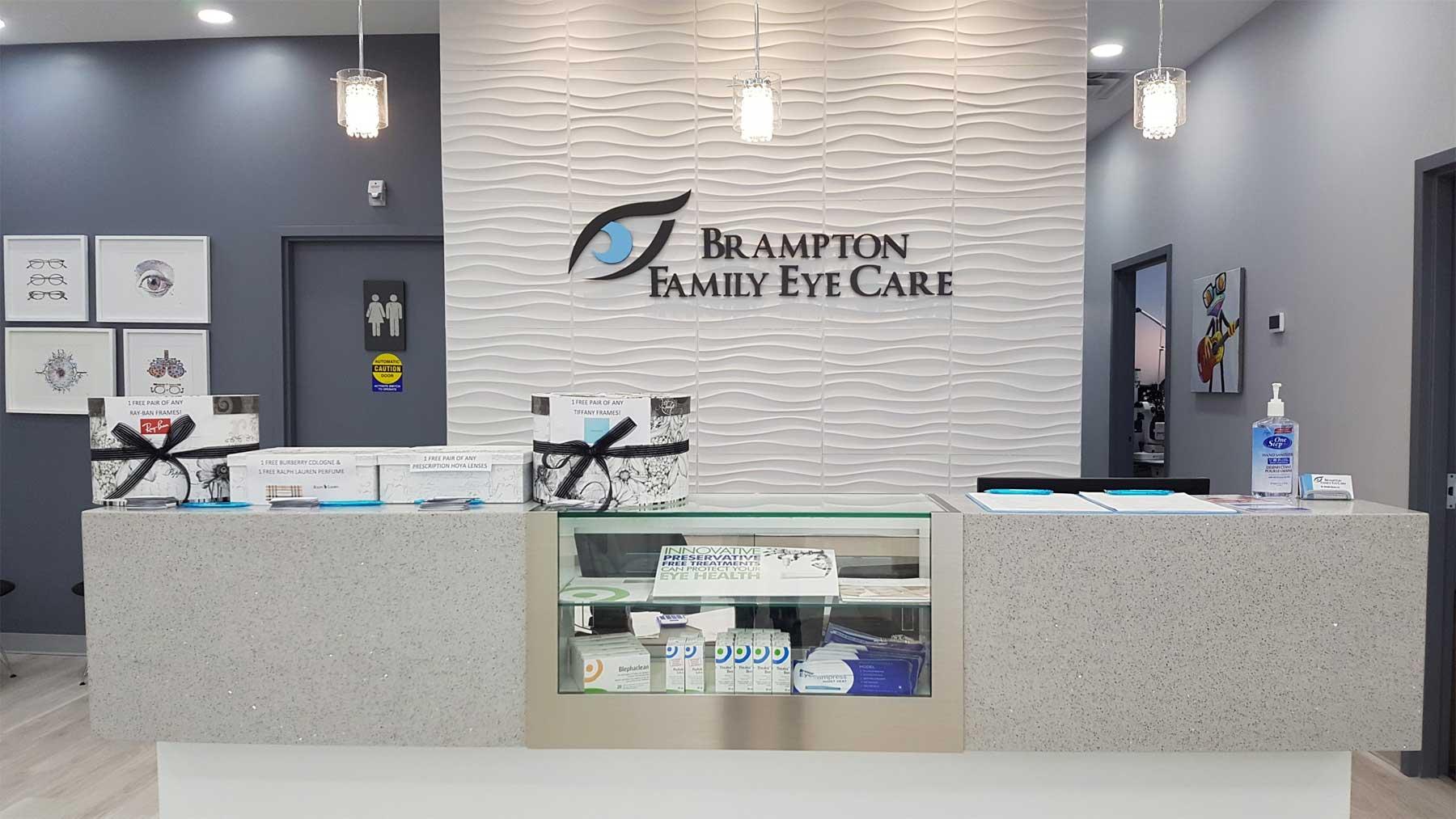 Caring Optometrist In Brampton Ontario Eye Exams Eye Care