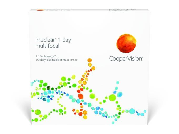 proclear multifocal 1day contact lenses in Millersburg OH