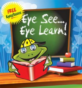 Ad for Eye See Eye Learn - Orillia, ON
