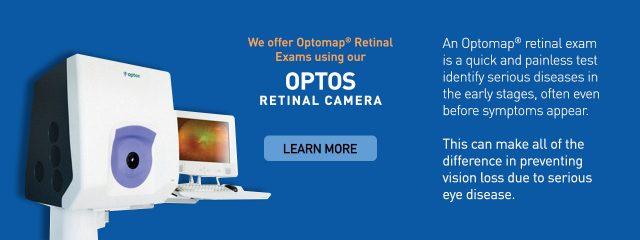 Optos Retinal Camera 1280×480