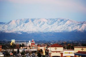 Murrieta mountains