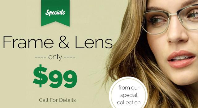 Frames and Lens Special