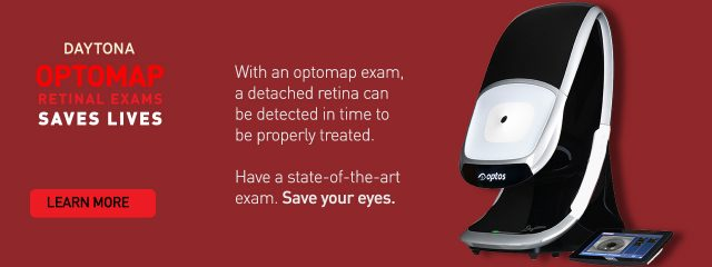Eye doctor, daytona optomap in Saint Petersburg, FL