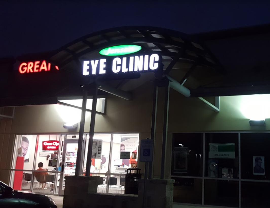 Jensen Eye Clinci | Eye doctor in San Antoonio, TX