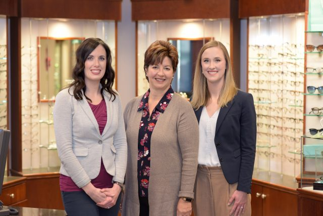 Our wonderful eye doctors