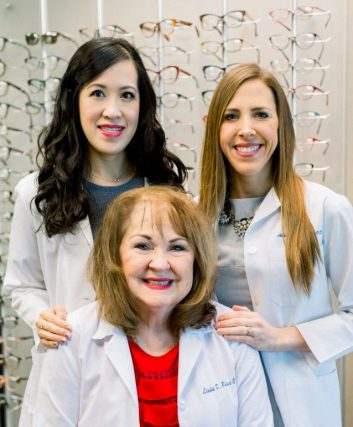 Photo of eye doctors at West Houston Eye