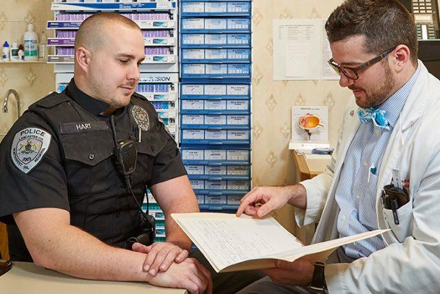 eye doctor new holland pa designer eyewear general eyecare family