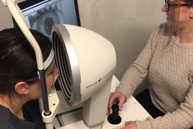 Learn about eye care technology