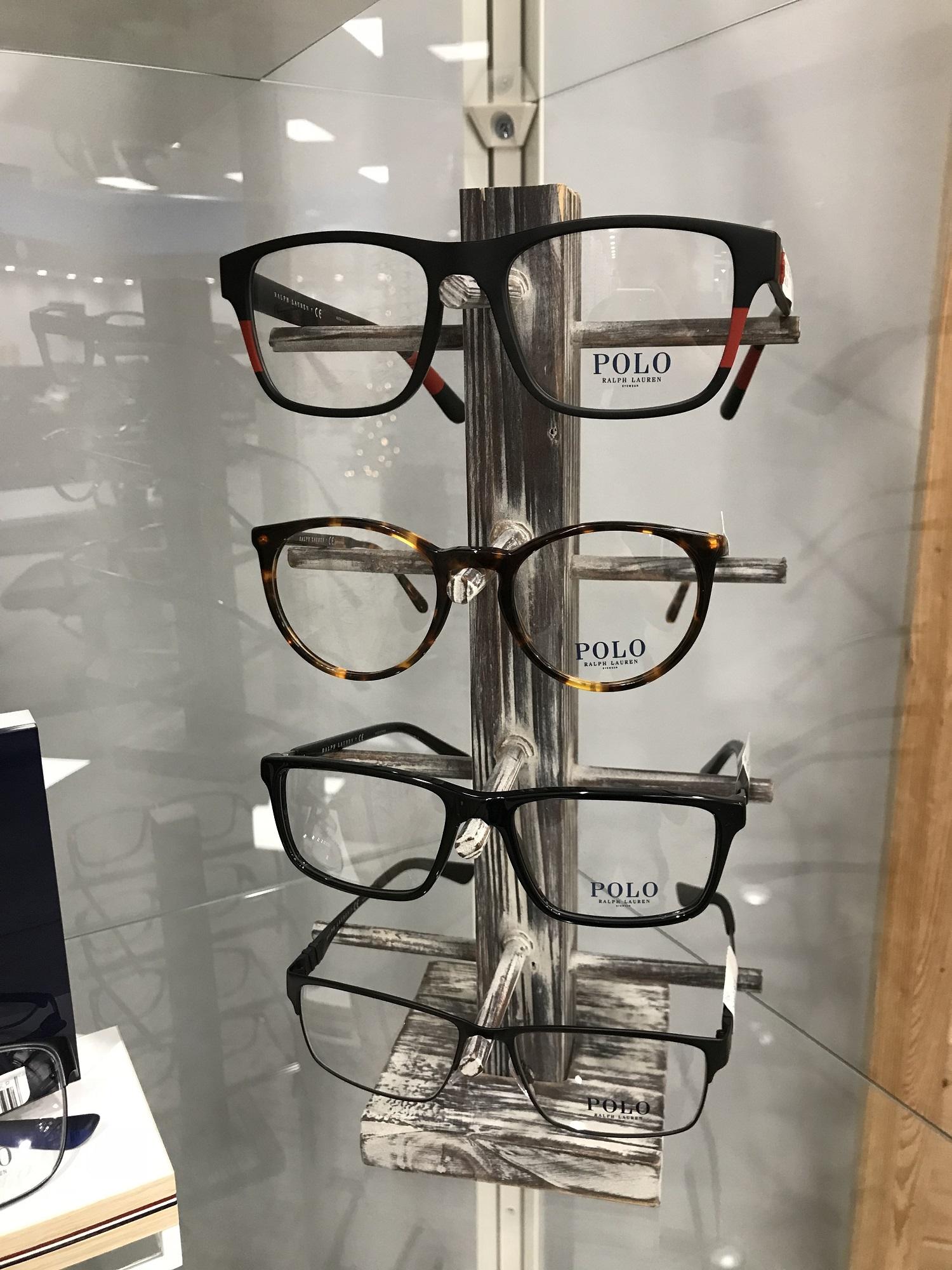 Polo eyeglass display 2
