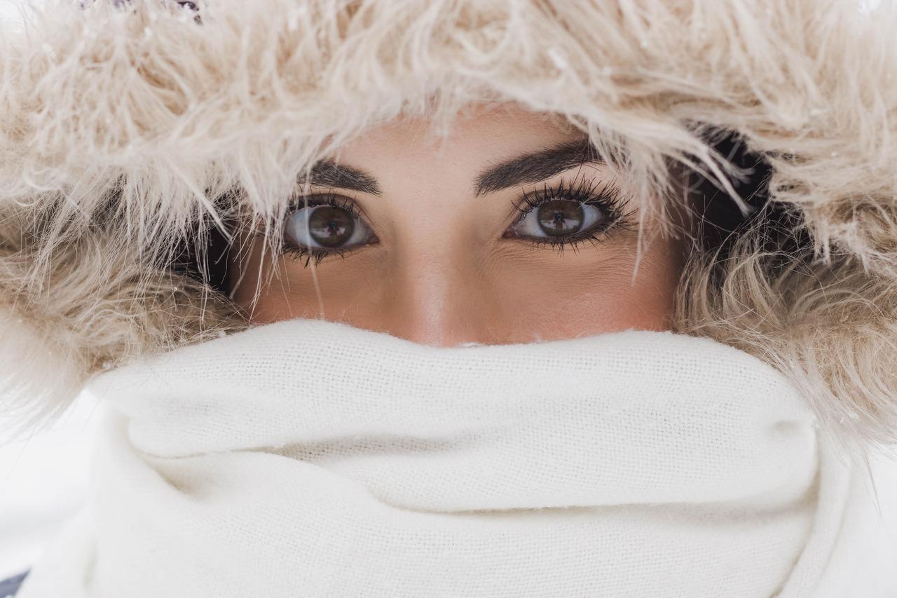 Beautiful Girl Brown Eyes