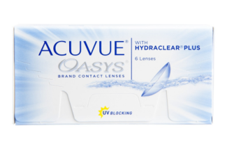 acuvue oasys small