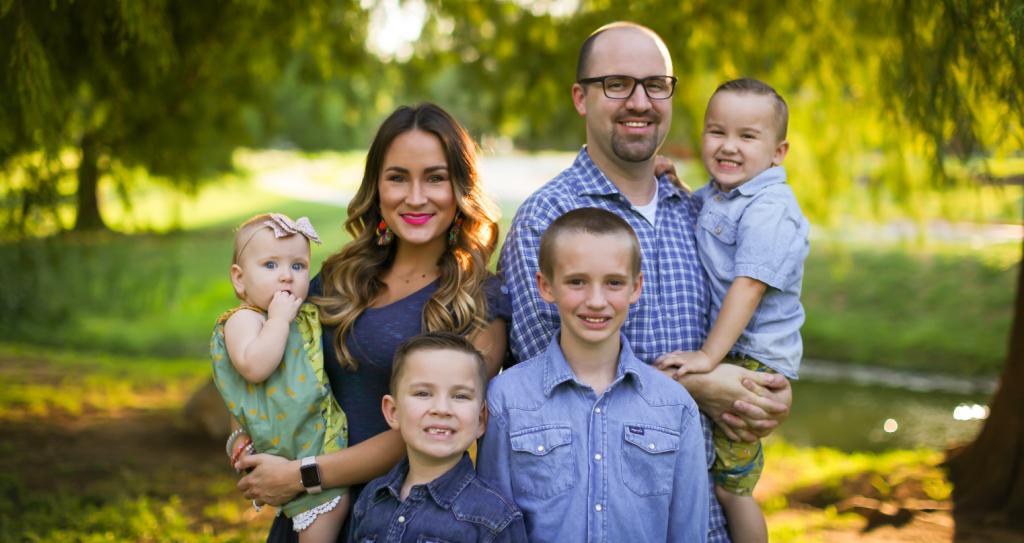 Dr Fulton family 2018