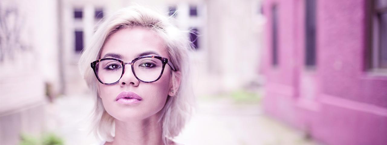 fashion eyewear slide
