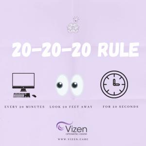 20 20 20 Rule