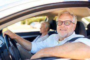 Senior Driving Vision