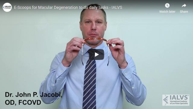 Screenshot 2019 03 29 E Scoops for Macular Degeneration to do daily tasks IALVS YouTube