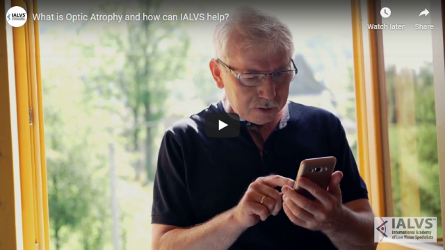 Screenshot 2019 07 20 What is Optic Atrophy and how can IALVS help YouTube