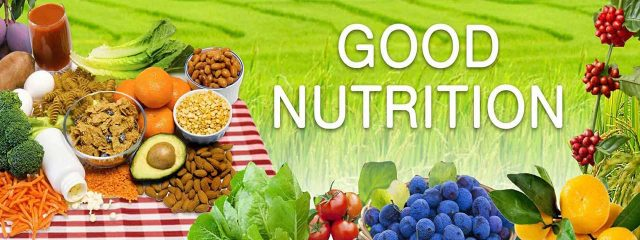 Advertisement for Good Nutrition