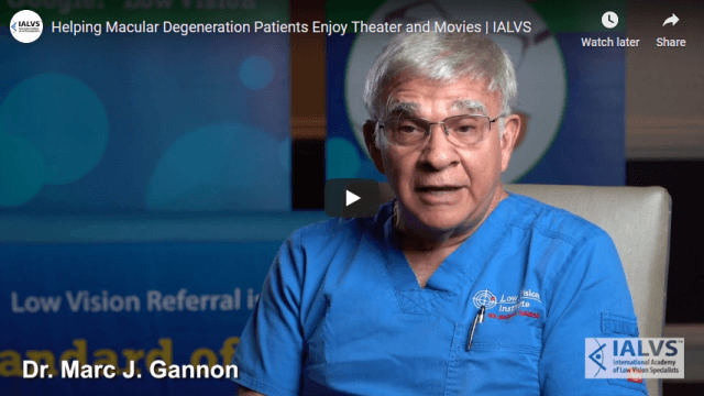 Screenshot 2020 02 09 Helping Macular Degeneration Patients Enjoy Theater and Movies IALVS