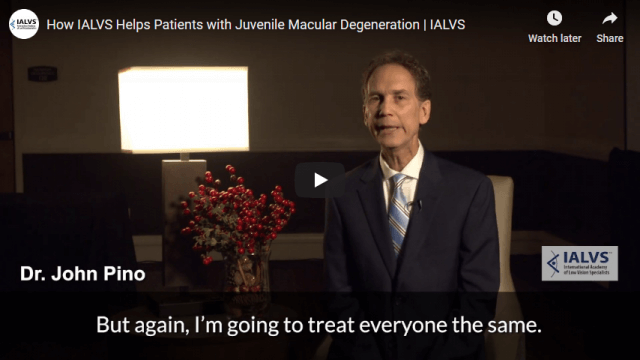 Screenshot 2020 03 12 How IALVS Helps Patients with Juvenile Macular Degeneration IALVS