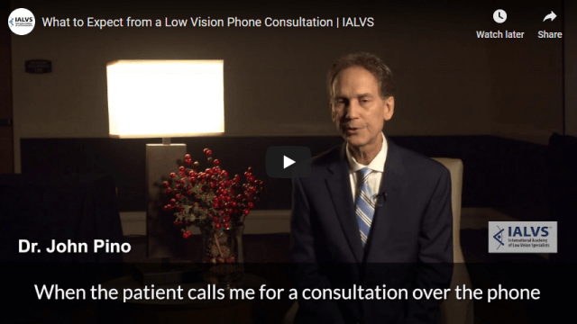 Screenshot 2020 03 12 What to Expect from a Low Vision Phone Consultation IALVS