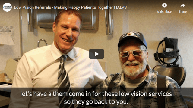 Screenshot 2020 03 30 Low Vision Referrals   Making Happy Patients Together IALVS