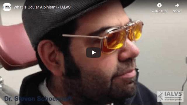 Screenshot 2020 03 30 What is Ocular Albinism   IALVS