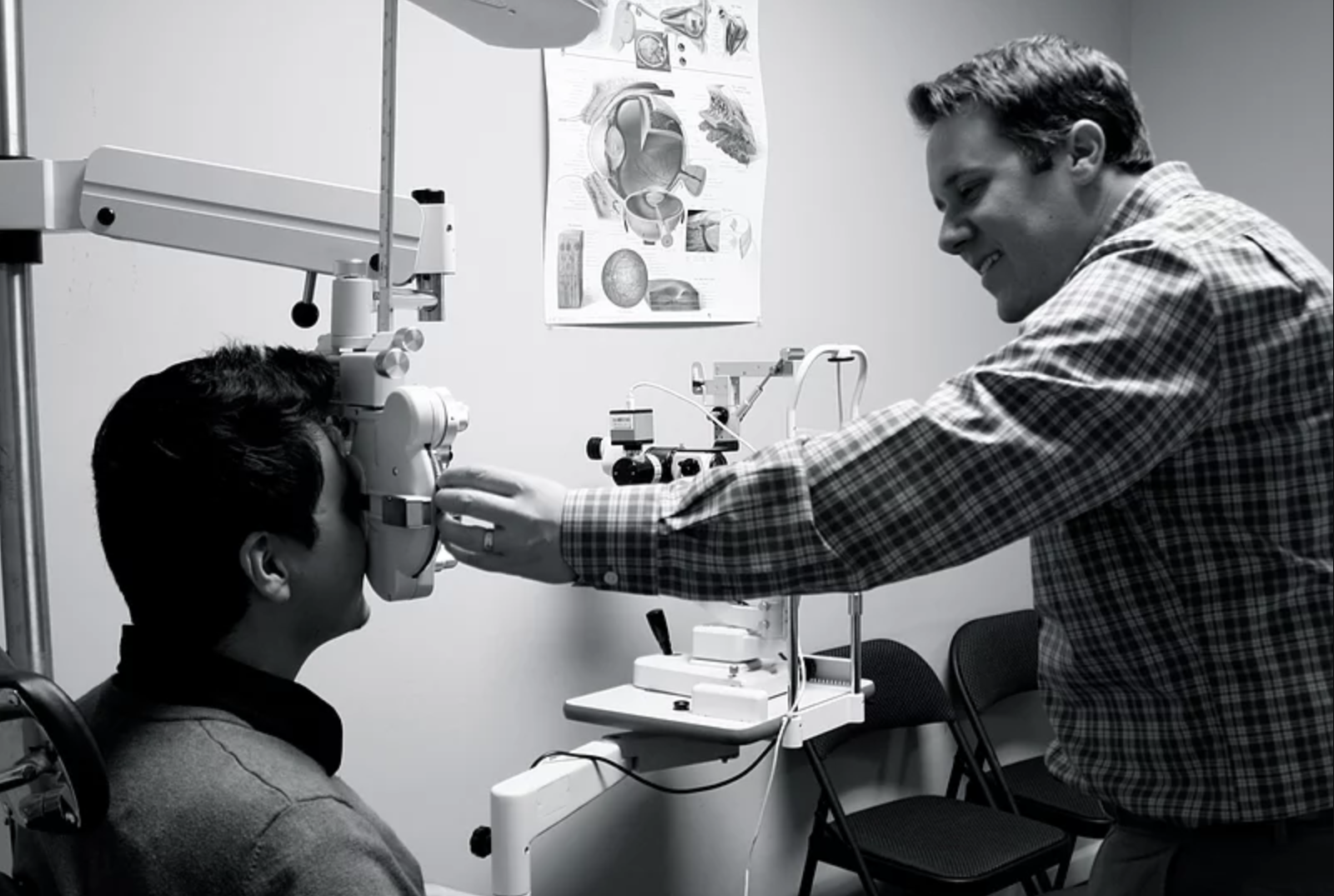 eye exam in Arlington, TX