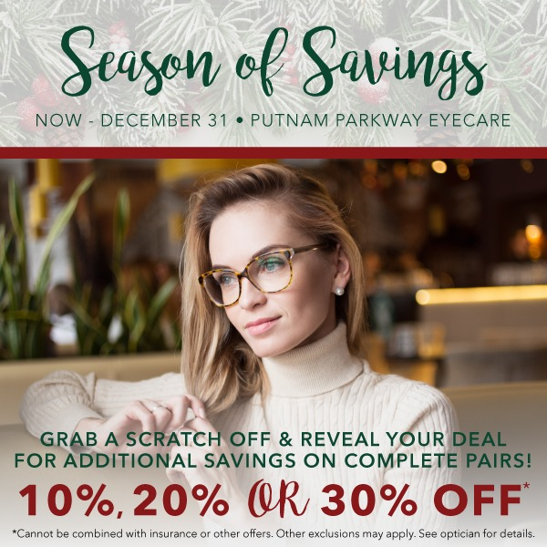 PutnamParkway Q4 SeasonOfSavings Email
