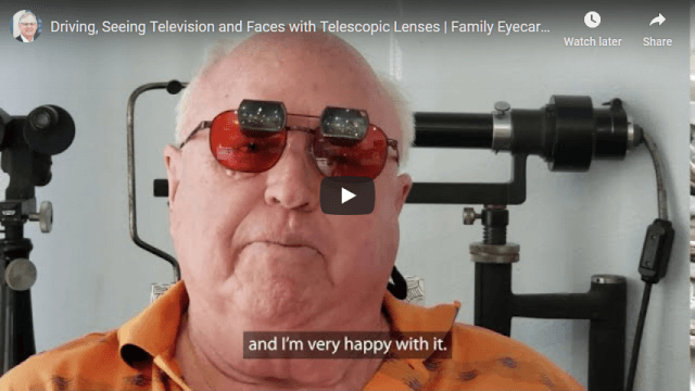 Screenshot 2020 08 07 Driving, Seeing Television and Faces with Telescopic Lenses Family Eyecare Center of Optometry