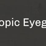 Telescopic Eyeglasses