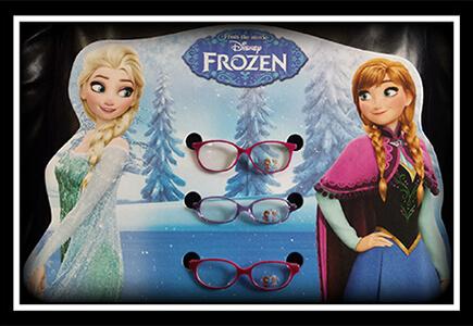 disney frozen eyeglasses mcallen