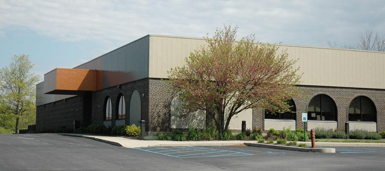 exterior office