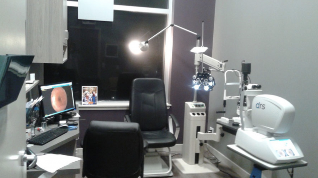 clarity exam room