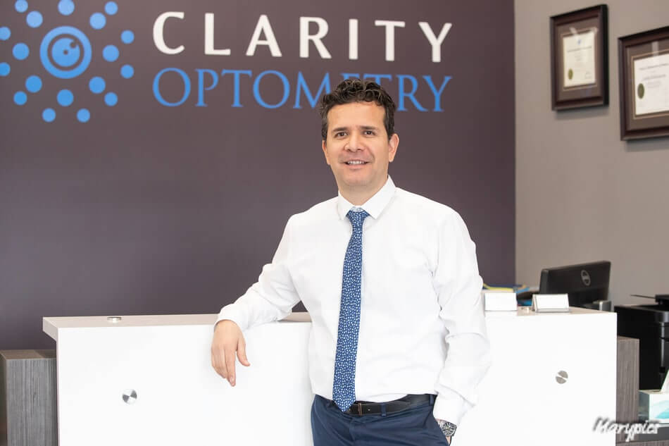 Clarity Optometry's optometrist near you
