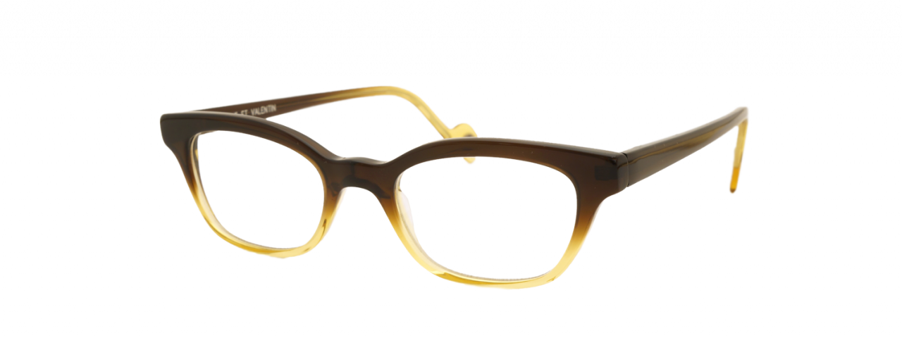 Pair of Anne Et Valentin eyeglass frames