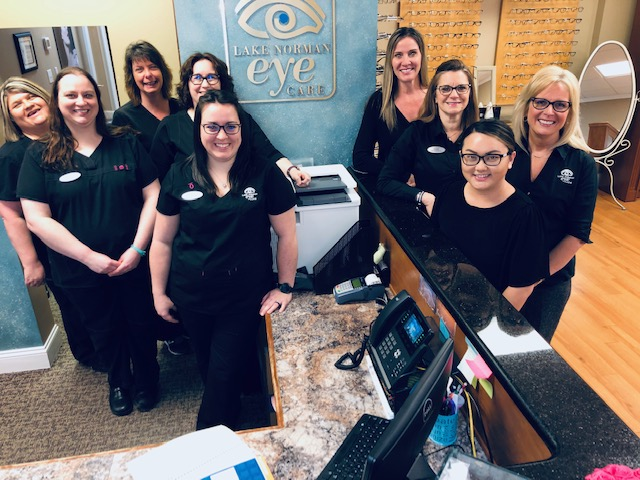 Photo of the Lake Norman Eye Care Staff