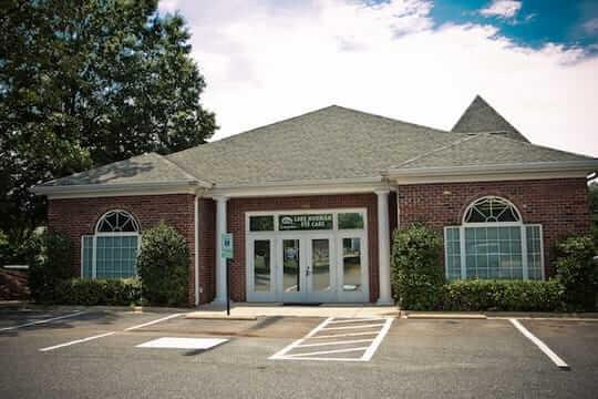 optometry practice in Mooresville, NC