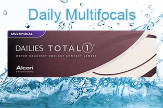 dailies total 1 multifocal houston tx