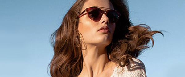 WOMAN wearing COLE HAAN sunglasses