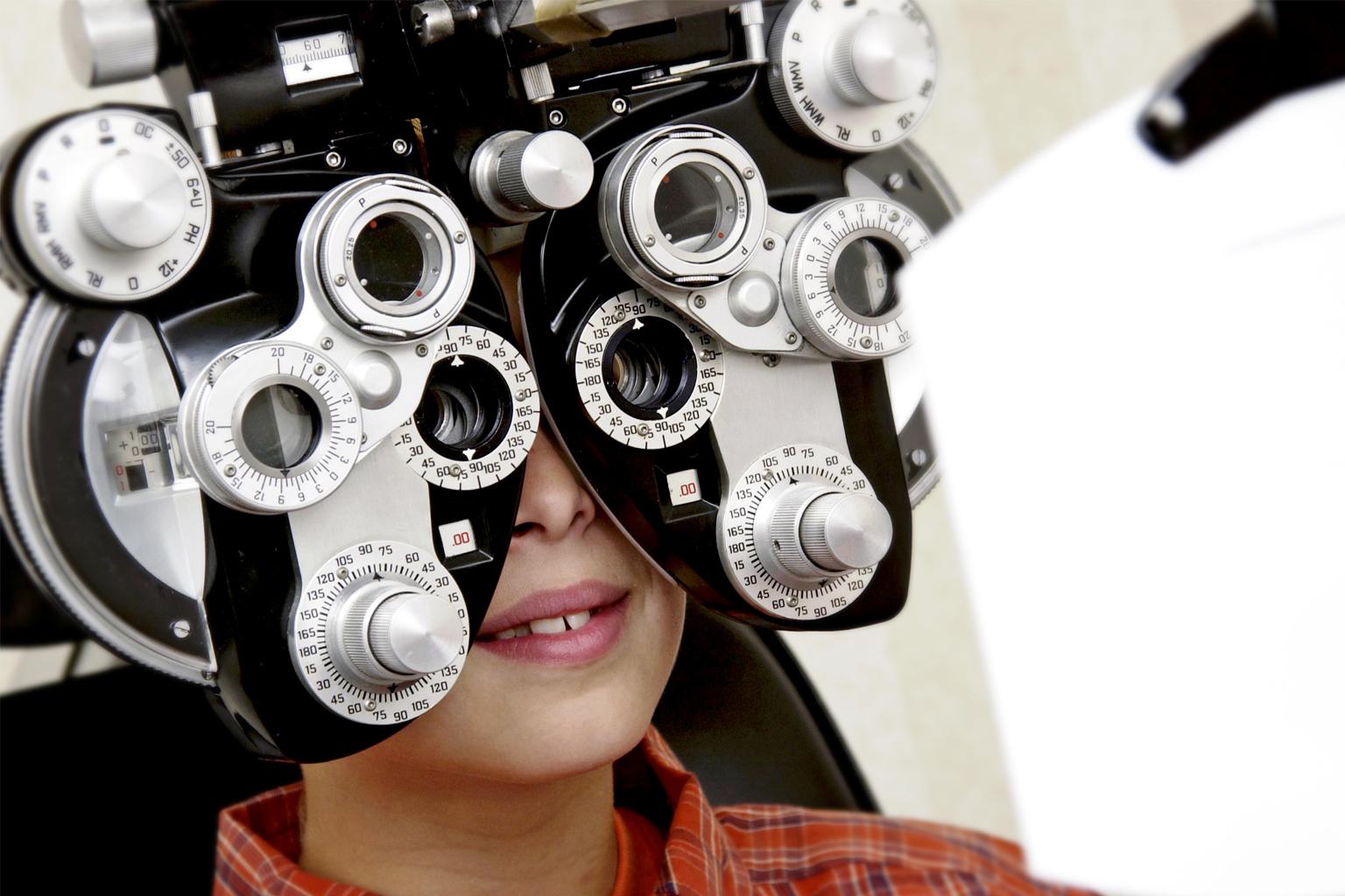 abilene eye exam 1