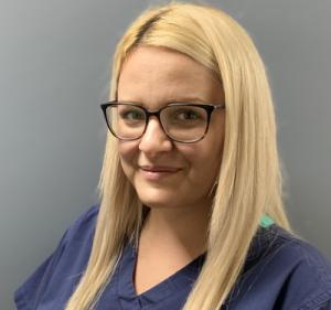Martina - Optometric Technician