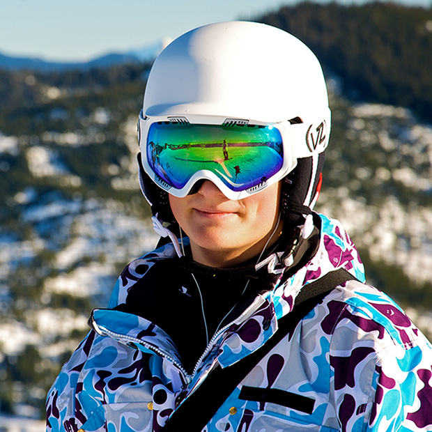 Winter Eye Protection 620