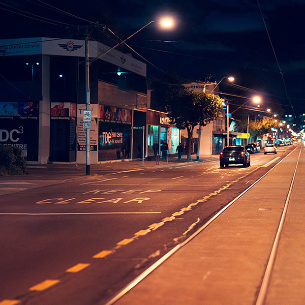 night driving 620