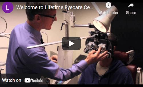 Welcome to Lifetime Eyecare