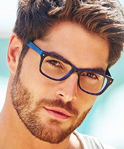 Model wearing Ocean Pacific sunglasses