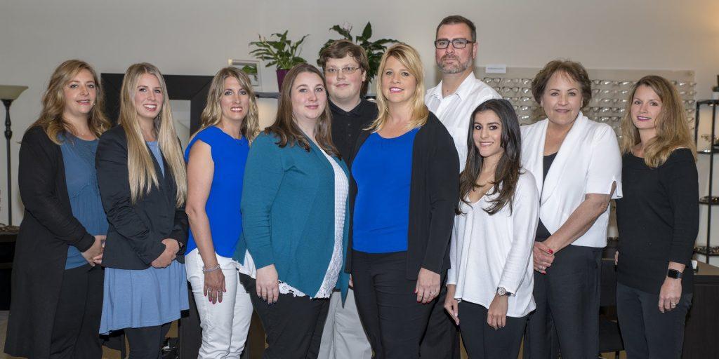 Focus Eyecare Team Photo